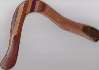 Laminated Boomerang