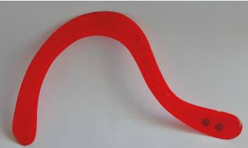 Buzzwhipp boomerang