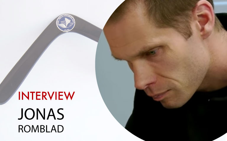 A conversation with Jonas Romblad